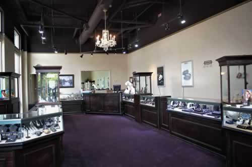 Showroom in Woodstock, GA