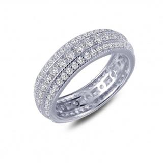 Lafonn Triple Row Eternity Band