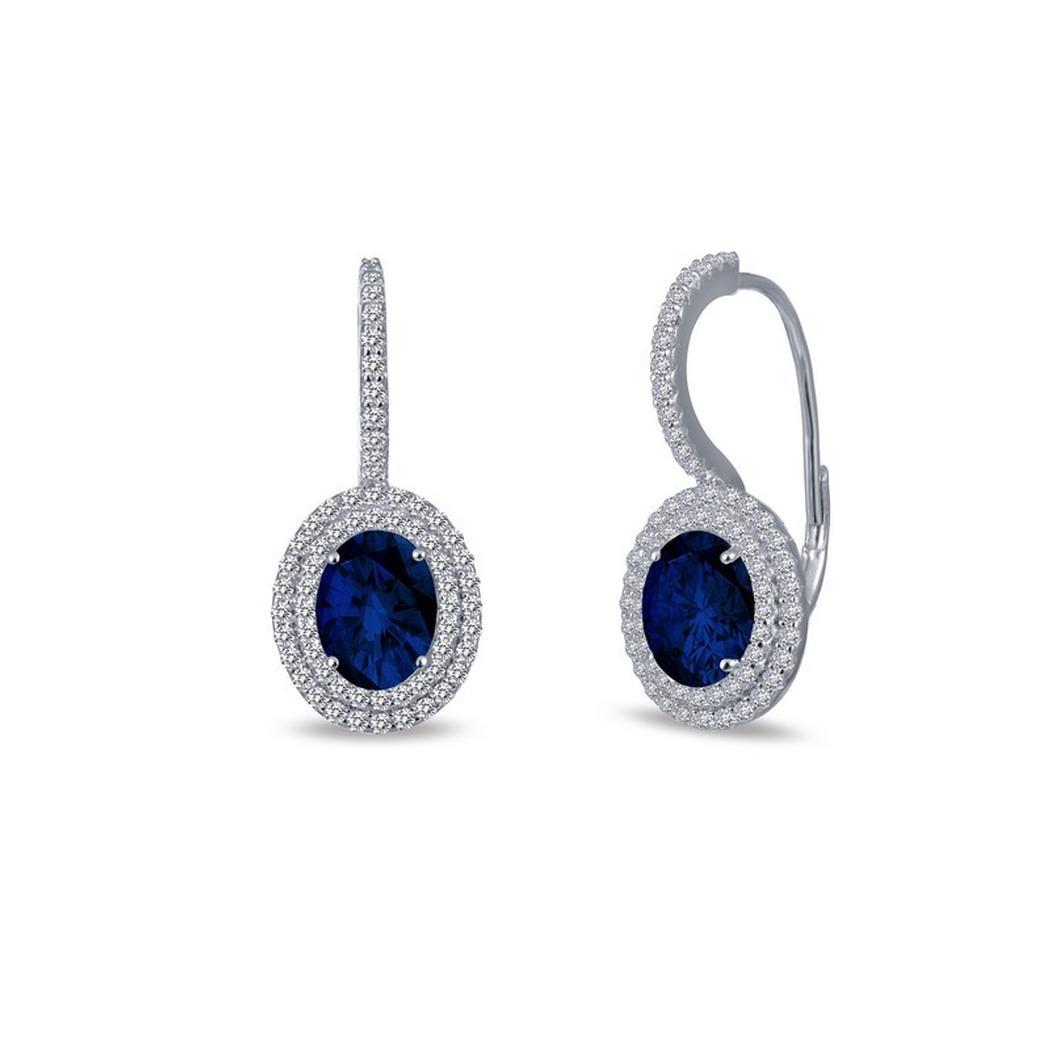 d031ff9b86087 Lafonn Double Halo Earrings